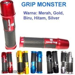 Hand Grips Cover Karet Gas Anti Slip - Grip Model Monster