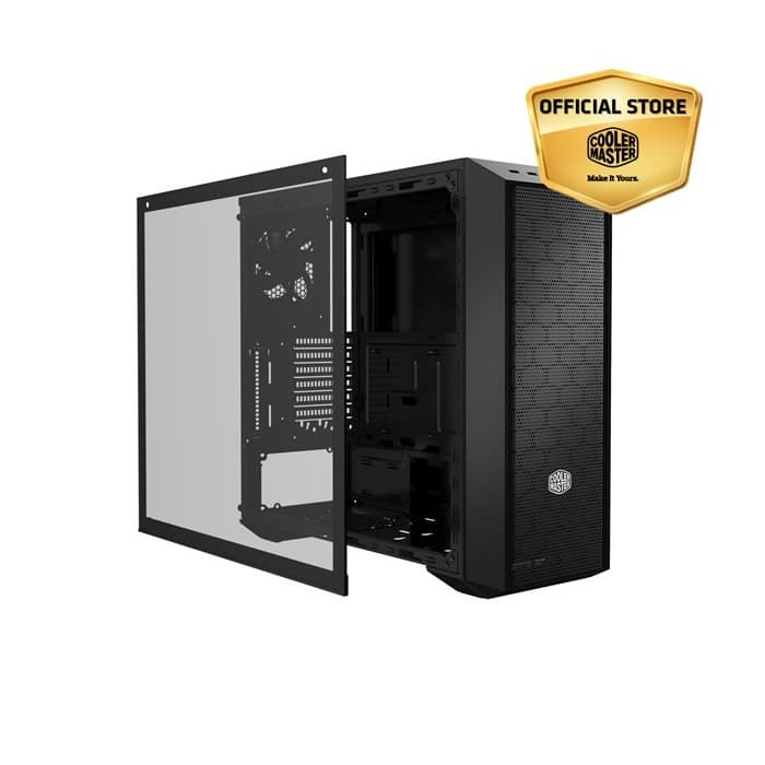 tempered glass side panel for masterbox 5 masterbox pro 5 mastebox