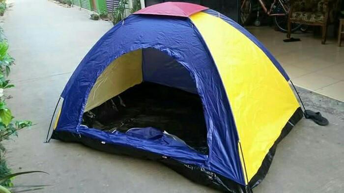 ... harga Tenda dome single layer 2 orang bukan consina eiger rei avtech Tokopedia.com
