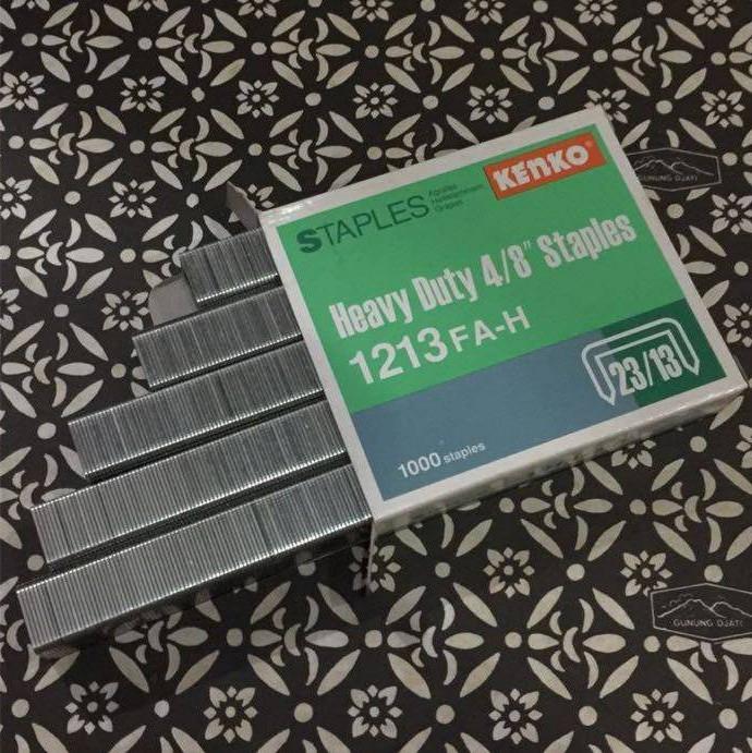 Foto Produk isi stepler heavy duty merek kenko 1213 dari SJ-Shop