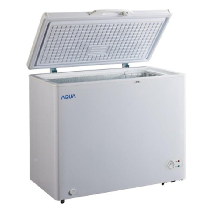 Aqua (Sanyo) AQF-200 Chest Freezer 197 Liter - Khusus J DISKON
