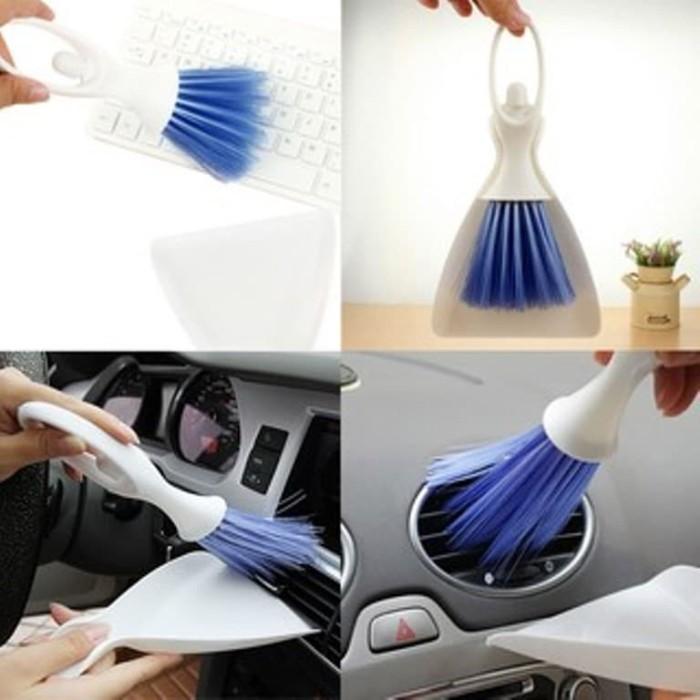 Foto Produk New ACC M Sikat Kuas Pembersih Mobil Interior / Brush Keyboard dari aksesorisStoree