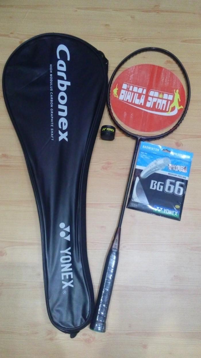 Jual Raket Badminton Yonex Carbonex 21 Sp Jakarta Timur Toko Siswy Tokopedia