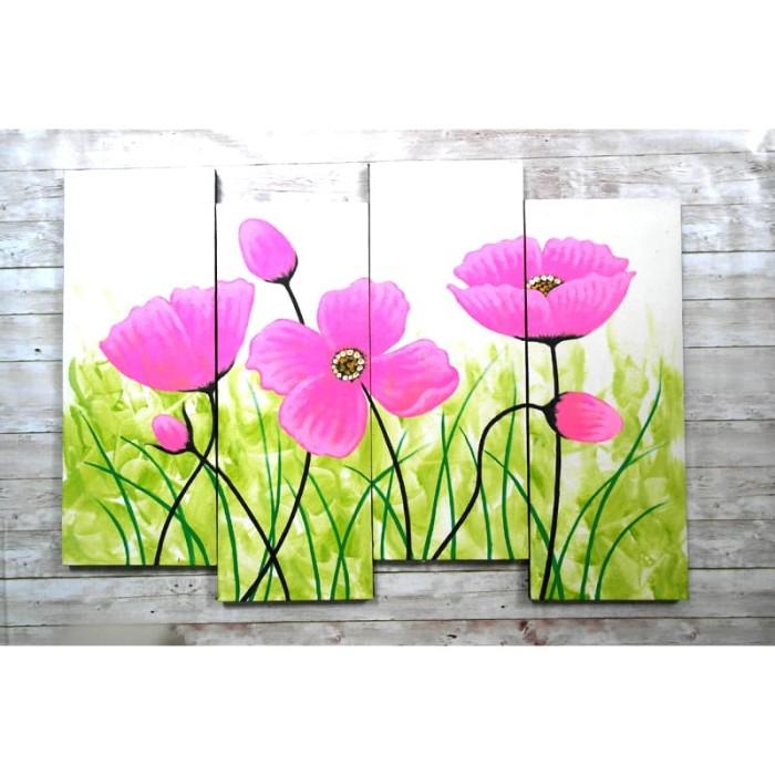harga Lukisan bunga p78y Tokopedia.com