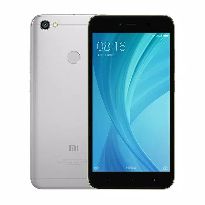 harga Xiaomi redmi mi note 5a prime ( 4gb/64gb ) grey garansi distributor Tokopedia.com
