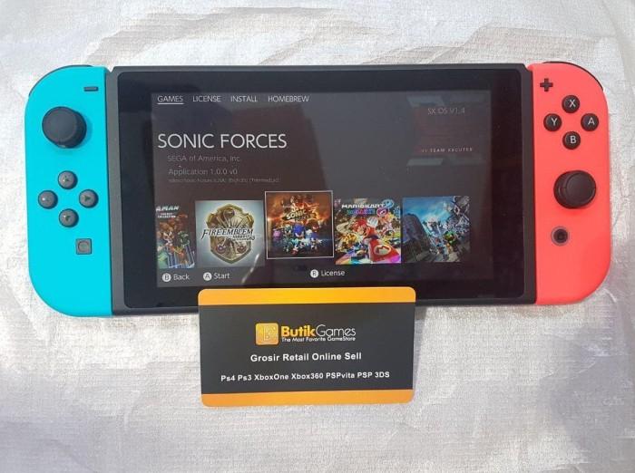 Jual Nintendo Switch Console CFW 256GB SX OS SX PRO - SX OS - DKI Jakarta -  Butikgames   Tokopedia