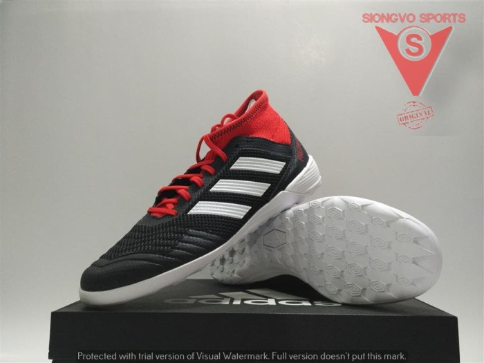 25cde4c50d06 harga Sepatu futsal adidas predator tango 18.3 in original db2128 black/red  Tokopedia.com