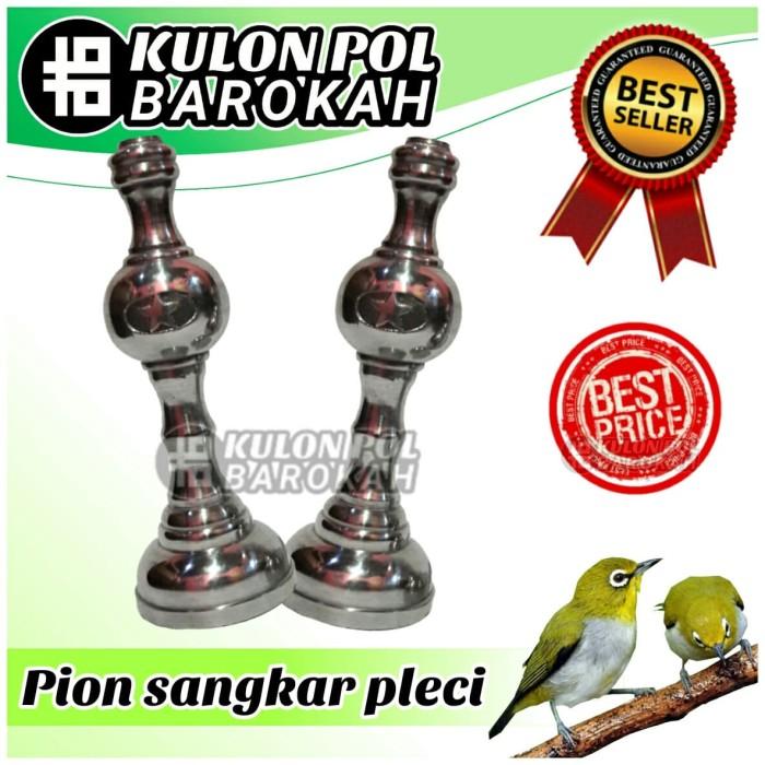 harga Pion sangkar burung pleci stenlis aluminium Tokopedia.com