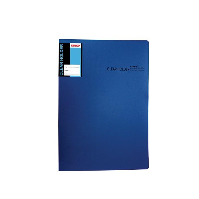 Kenko Source · Kenko Document Clear Holder Metalic CH820 A4 20 Sheet