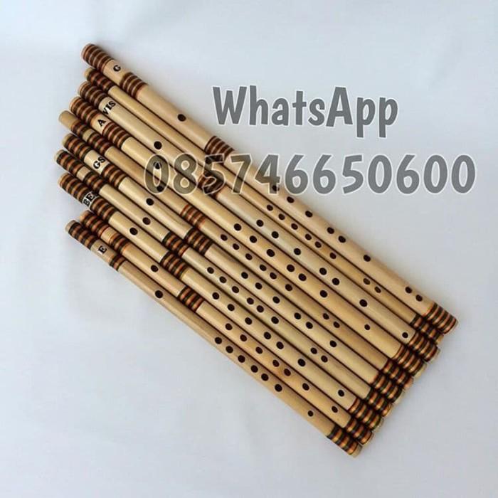 harga Seruling bambu suling dangdut 1 set Tokopedia.com