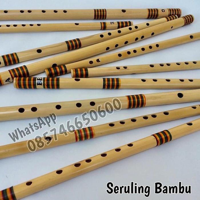 harga Seruling bambu suling dangdut satuan ecer Tokopedia.com