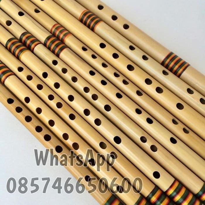 harga Seruling bambu suling dangdut satuan ecer 2 buah Tokopedia.com