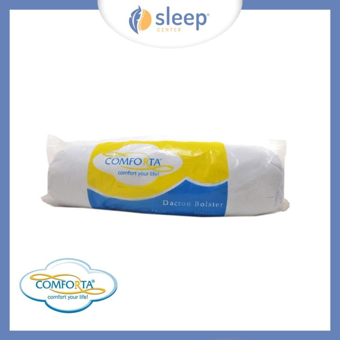 Foto Produk SLEEP CENTER Comforta Dacron Bolster / Guling dari SLEEP CENTER