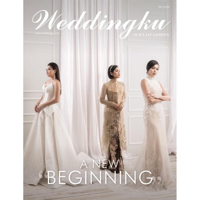 harga Weddingku magazine final edition  a new beginning  2018 Tokopedia.com