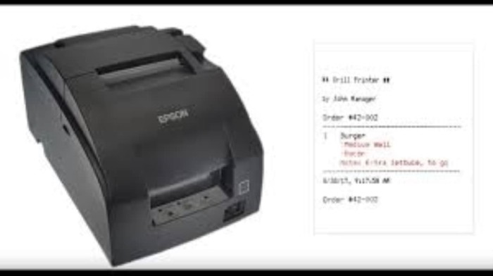 Bb Auto Sales >> Jual Printer Point Of Sales Pos Epson Tmu 220b Usb Auto Jakarta Pusat Tops Computer Tokopedia