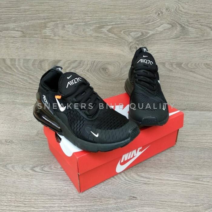 Jual Sepatu sportNike Air max 270 Off White Premium Quality Original DKI Jakarta Sneakers BNIB Quality | Tokopedia