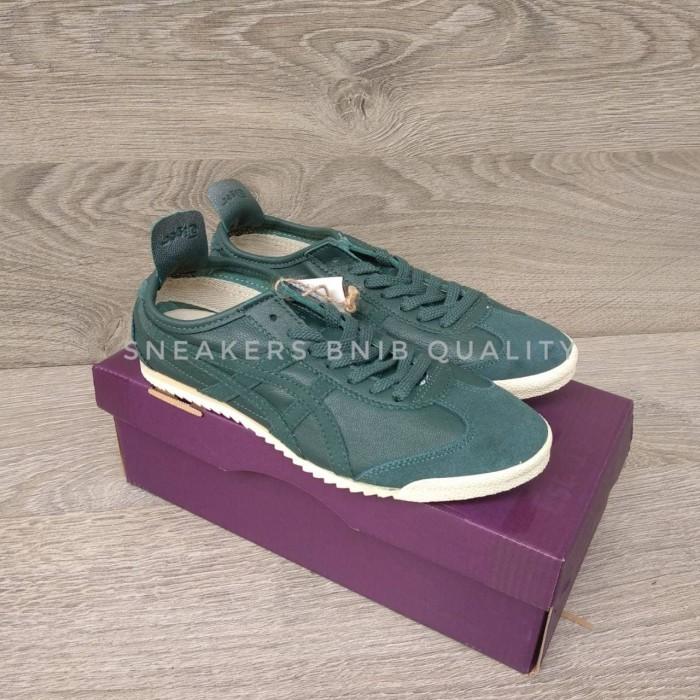 competitive price 05076 80703 Jual Sepatu sport/Onitsuka Tiger Mexico 66 Olive Green Premium Quality -  DKI Jakarta - Sneakers BNIB Quality   Tokopedia