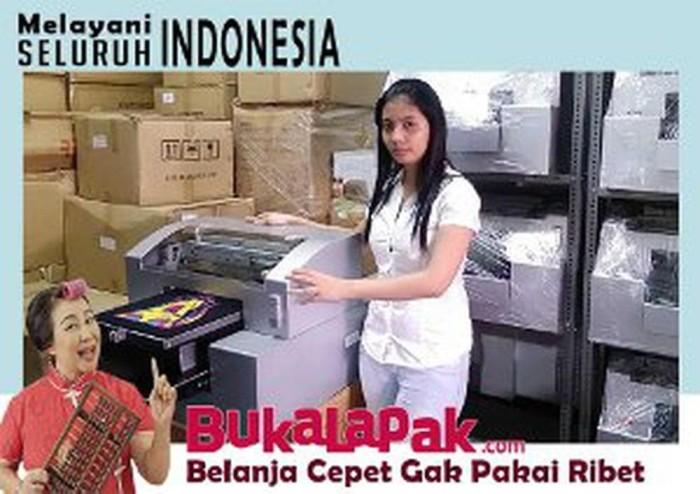 MESIN SABLON KAOS PRINTER DTG A3 Alat Cetak Baju Distro Promo