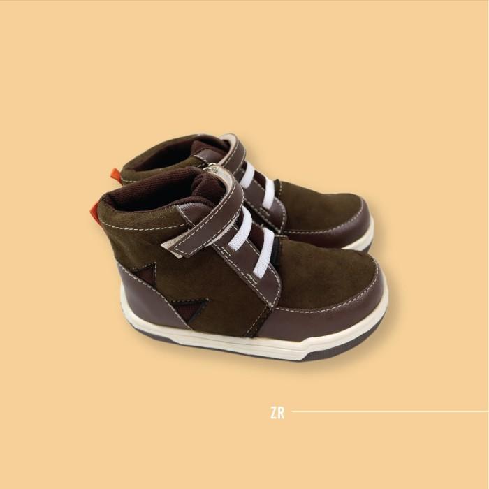 ... harga Sepatu boots anak laki-laki balita / zr 238 / Tokopedia.com