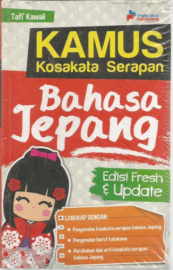 Jual Kamus Kosa Kata Serapan Bahasa Jepang Kab Sleman Hapinessfactory Tokopedia
