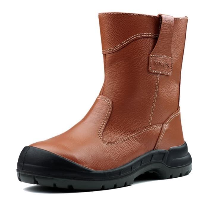 New Sepatu Safety Terbaik Sepatu Keselamatan Shoes King s KWD 805CX S