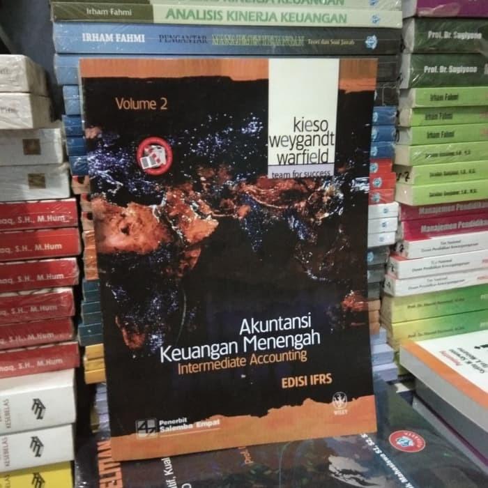 buku akuntansi keuangan menengah 2 kieso