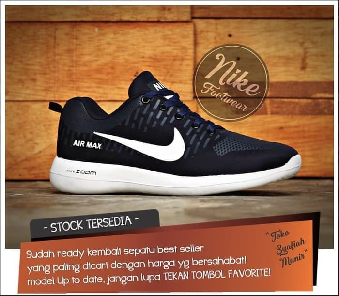 sports shoes 587bf 35962 Sepatu Nike airmax Zoom pria made in vietnam