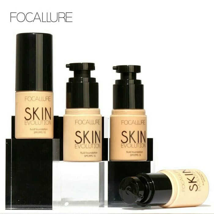 Focallure fluid foundation liquid