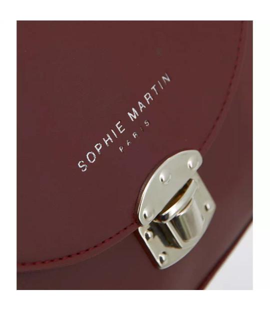 Tas Kerja Selempang Wanita Kulit Sophie Martin Paris Import Birdy T356 a13c76bedc