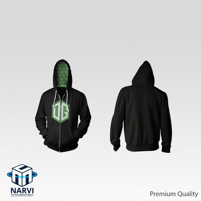 Jaket Gaming Dota 2 Dota2 Team OG Hoodie Jumper Sweater Jacket a9deee74fe