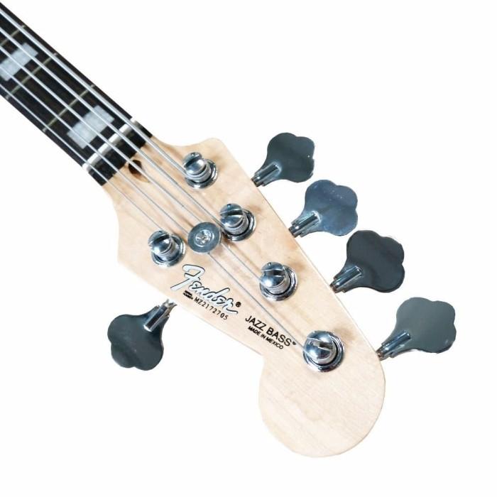 Jual Beli Cs Gitar Bass Elektrik Fender Jazz Bass V 5 Strings Custom