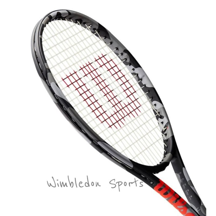 Wilson Pro Staff >> Jual New Raket Tenis Wilson Prostaff 97l Cv Camo Wilson Pro Staff 97l Ltd Dki Jakarta Wimbledonsports Tokopedia
