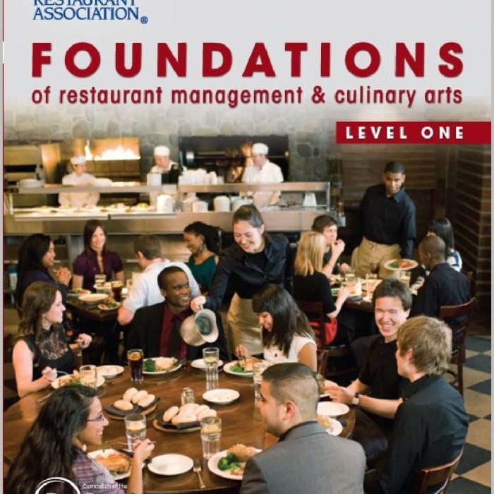harga Ebook foundations of restaurant management and culinary arts lvl 1 Tokopedia.com