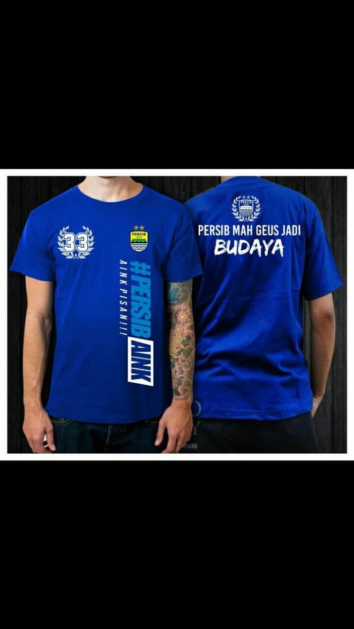 Jual Kaos Baju Persib Aink Bobotoh Persib Tshirt Original Viking Kab Bandung Brandpitt