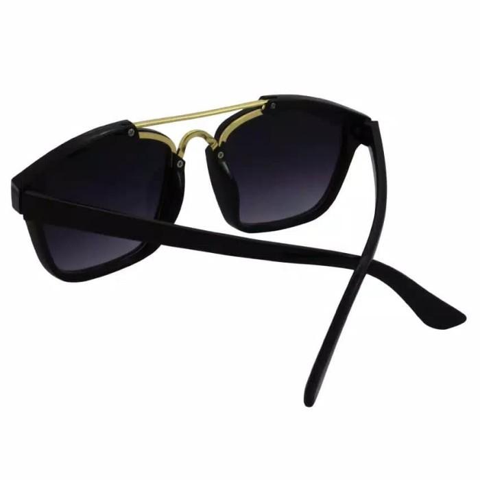 Cat Eye Sunglasses CAT 5017 Black - Kacamata Wanita