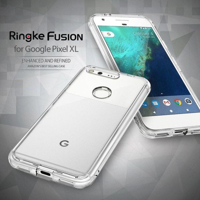 Foto Produk CASING RINGKE FUSION GOOGLE PIXEL XL 2016 HARDCASE PIXEL 1 XL dari Dukun Gadget Acc