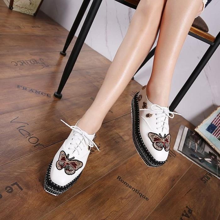 Jual Sepatu PRADA BUTTERFLY D2-2 - ashrafyanti shop  9b91953633