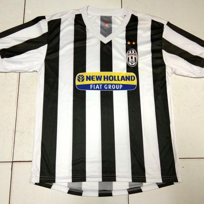 pretty nice 53f30 3f0b7 Jual Jersey Retro Juventus Home 2009-2010 - Kab. Bogor - CPM SPORT &  ADVENTURE   Tokopedia