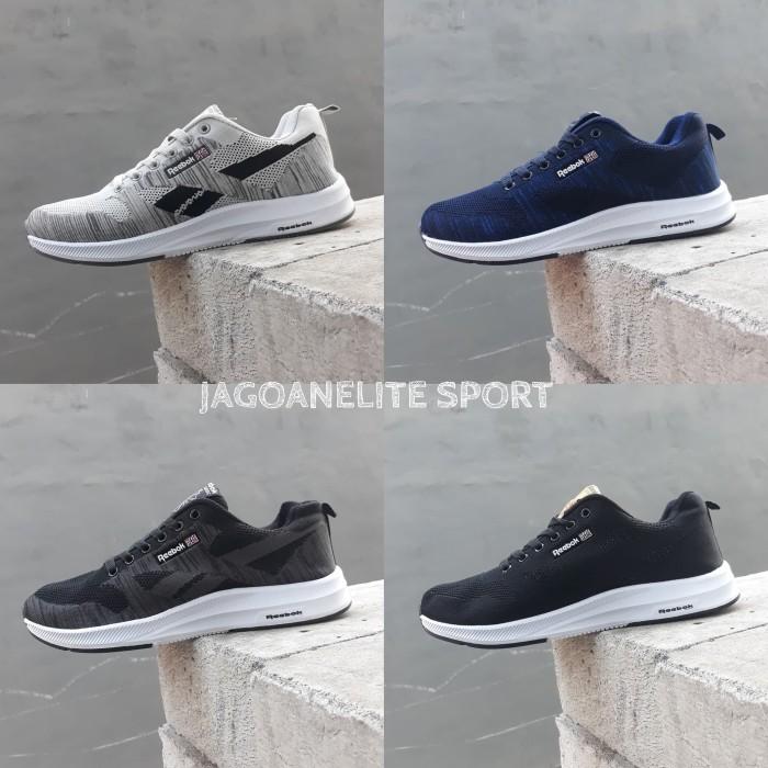 harga Sepatu Reebok Ventilator Running Hq. Sepatu Kets Pria Import. - Navy 6c230917dc