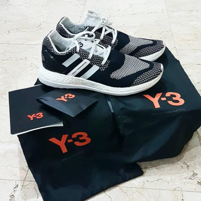 11d0c463f Jual Adidas Y3 (y-3) Pureboost pure boost ZG Knit Jerry Lorenzo ...