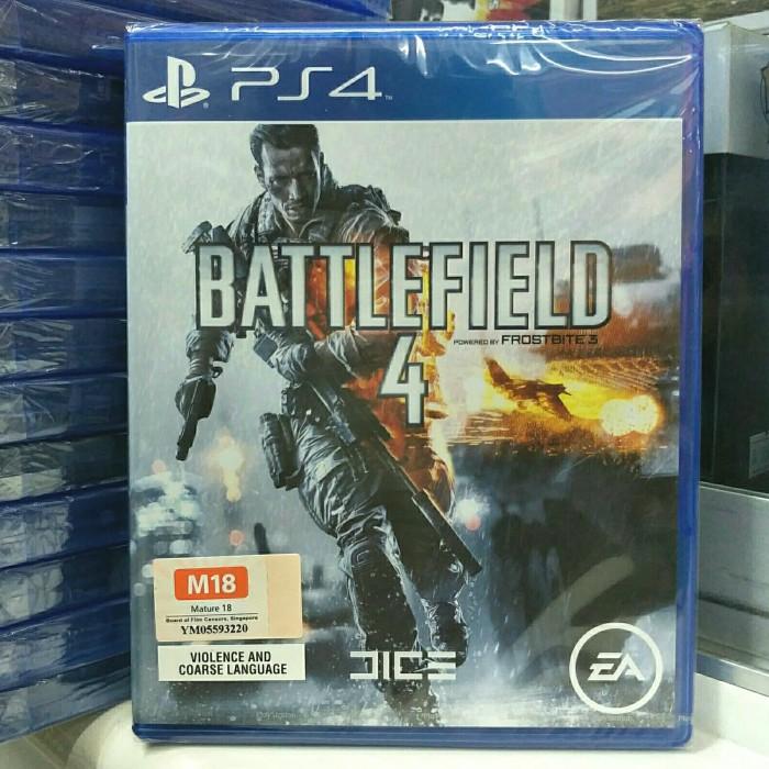 Game PS4 - Battlefield 4 - reg 3