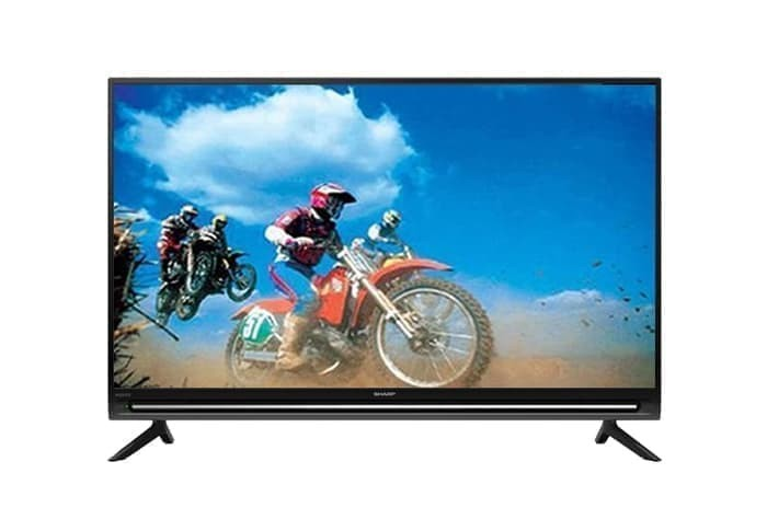 Sharp aquos led tv 40 inch lc-40sa5100i usb movie