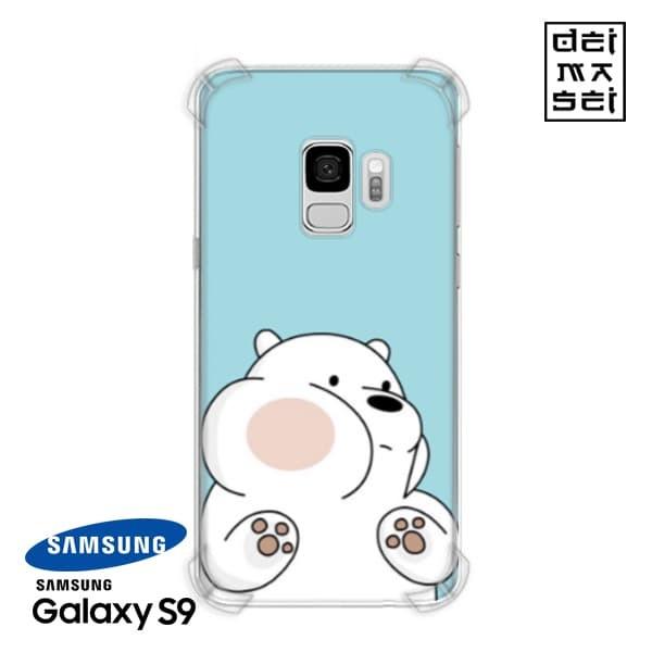 on sale 2166b 1b641 Jual We Bare Bears Ice Bear 04 Casing Samsung Galaxy S9 Anti Crack Case HP  - Kota Bandung - DEIMASEI | Tokopedia