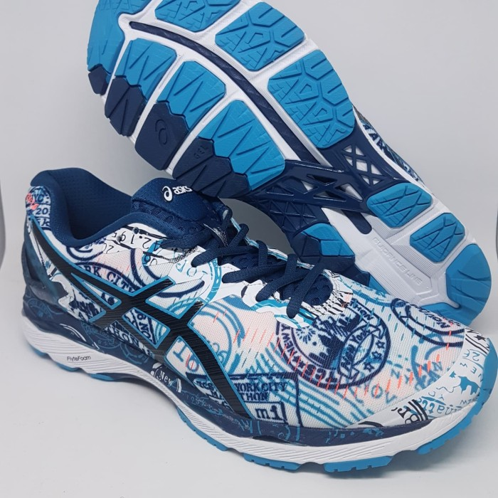 Jual Sepatu Running.Gym.Volly Asics Gel Kayano 23 New York Murah ... d2f0a6f734
