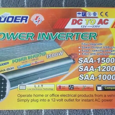 Katalog Inverter 1000 Watt Travelbon.com