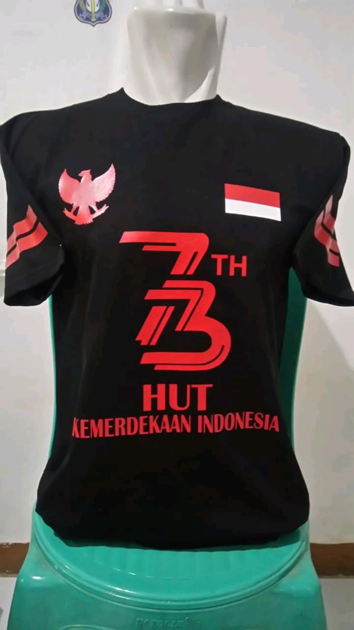 Jual Kaos Ju HUT KEMERDEKAAN INDONESIA Murah Jakarta Selatan OTTACC12