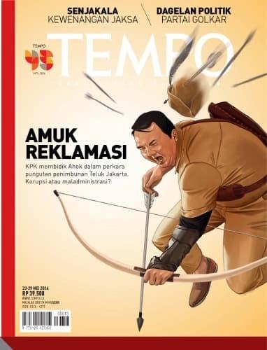 Majalah Tempo - 23-29 Mei 2016