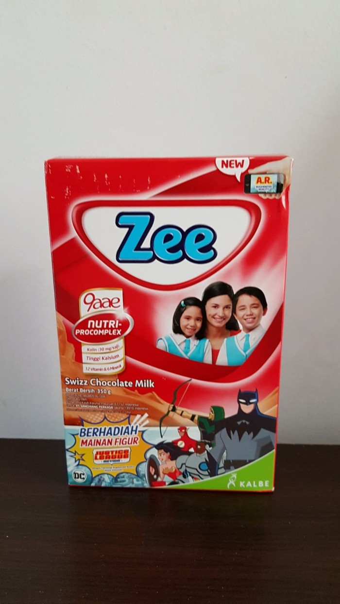 Jual Susu Zee Coklat 350gr Limited Jakarta Pusat Dewi Store48