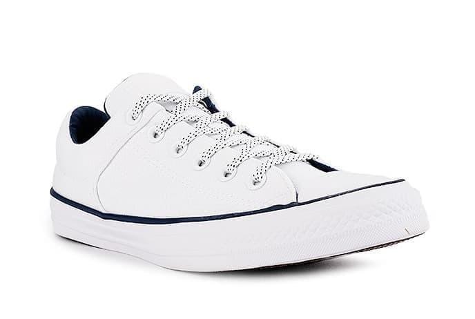 Jual Sepatu Converse Pria CT All Star High Street White