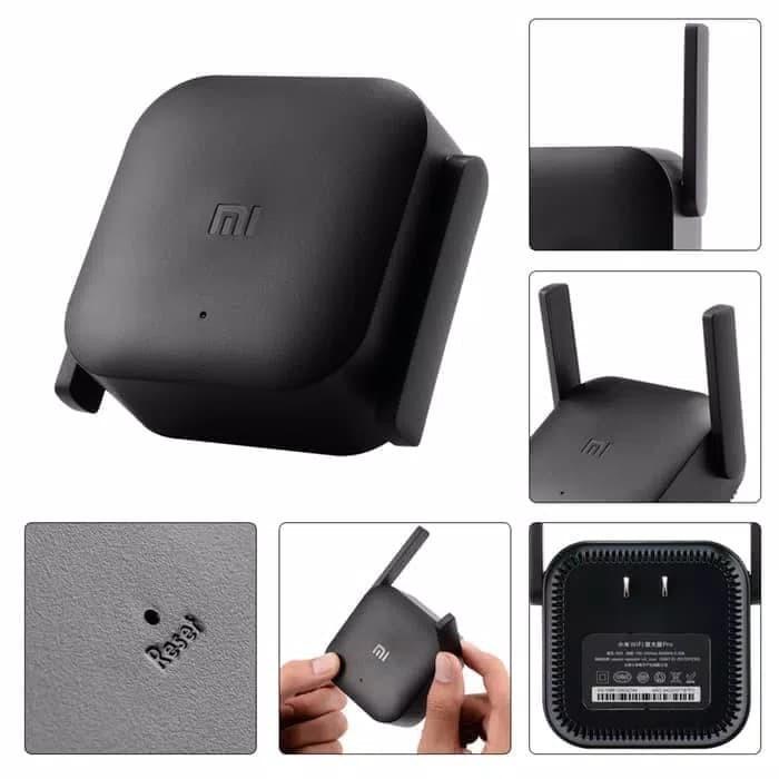harga Xiaomi wifi extender pro wifi amplifier repeater pro 300 mbps rp03 ori Tokopedia.com